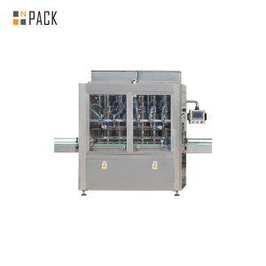 에센셜 오일 자동 선형 스트레이트 피스톤 충전 기계