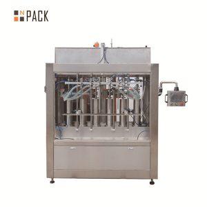 체적 토마토 소스 자동 액체 충전 기계