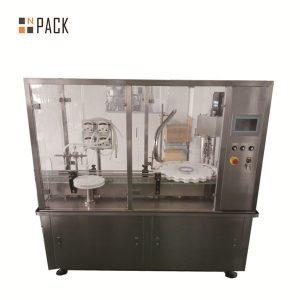 40-1000ml 완전 자동 디지털 제어 전자 액체 충전 기계