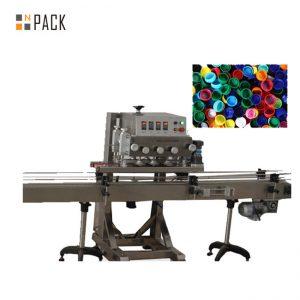 자동 스핀들 병 스크류 캡핑 기계