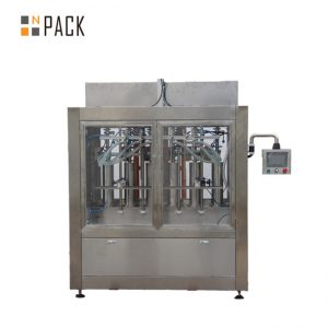 공장 화학 액체 충전물 기계