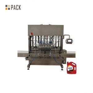 자동적 인 액체 병에 넣는 장비 50ml 의학 알콜 충전물 기계