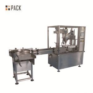 10ml 15ml 30ml 병 점안액 충전물 기계 / e 액체 채우는 모자를 씌우는 기계