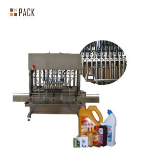 점안액 병 충전물을위한 자동적 인 액체 병 충전물 기계