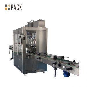GMP CE ISO 인증서 부식 산 액체 비료 충전 기계