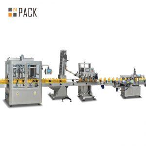 잼 피스톤 충전물 기계, 자동 매운 소스 충전물 기계, 칠리 소스 생산 라인
