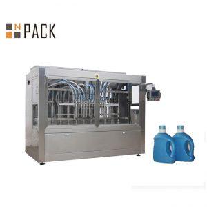 표백제 산 부식성 액체 충전물 기계
