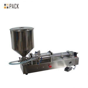 매우 인기있는 아이스크림 충전 기계 / 더블 헤드 충전 기계 / 매니큐어 필러 기계
