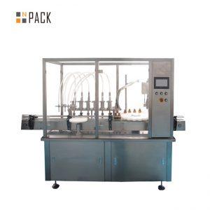 히알루 론산 유리 병 충전 및 상한 기계