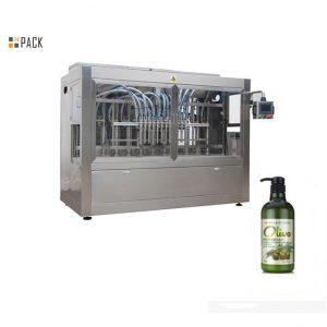완전한 자동 병에 넣은 손 목욕 샴푸 충전물 기계