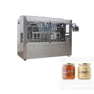 저렴한 충전 포장 항아리 꿀 병에 넣는 기계