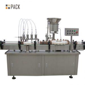 고품질 통통한 고릴라 병 충전물 기계 e 액체 e 액체 충전물 기계 작은 하락 충전물 기계