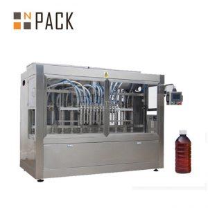 자동 식용유 충전 기계 소스 잼 꿀 충전 상한 기계