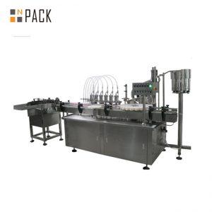 자동 멀티 헤드 액체 및 크림 디지털 충전 기계